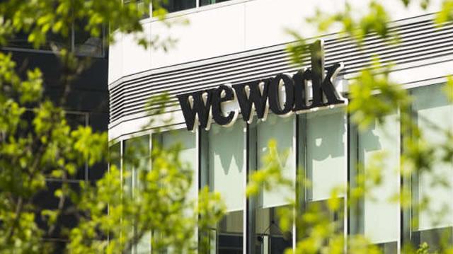 WeWork office